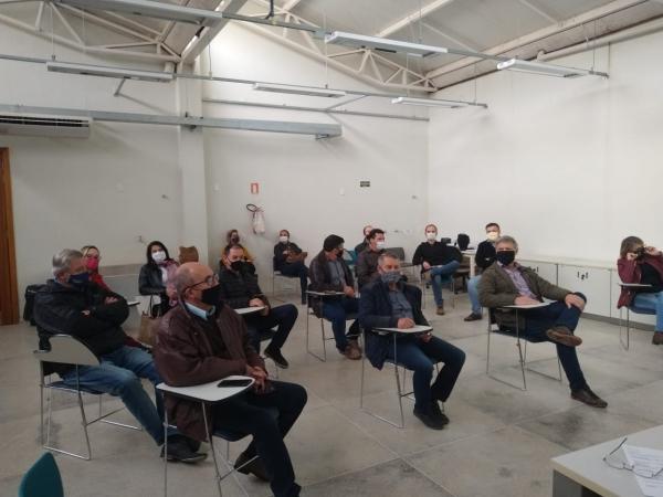 Reunião de Trabalho - CONSELHO DE PREFEITOS DO CONDESUS