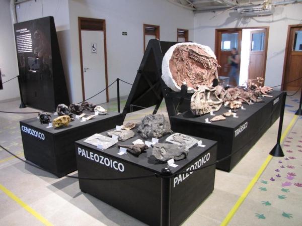 Mostra Paleontológica Irmãos Cargnin