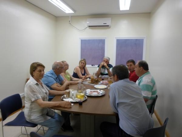 Confraternização de Encerramento com os Prefeitos Conselheiros do CONDESUS