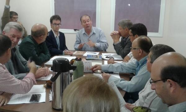 Conselho de Prefeitos no CONDESUS