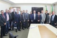 Audiência com o Secretario dos Transportes do Governo do Estado do Rio Grande do Sul