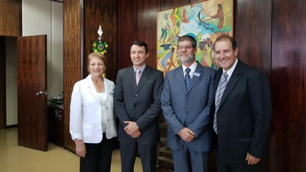 Agenda Brasilia, nos dias 03, 04 e 05 de outubro de 2017