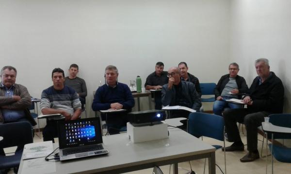 Reunião do Conselho de Prefeitos do CONDESUS