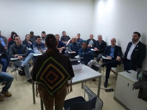 Reunião do Conselho de Prefeitos do CONDESUS - UFSM